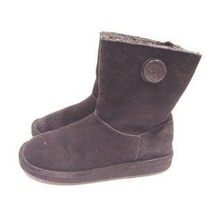 Michael Kors Women's Sheepskin Boots size 8